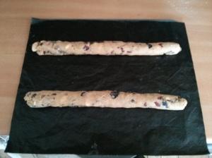 Biscotti Logs