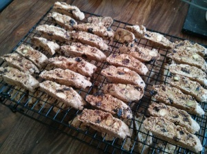 Biscotti Cooked