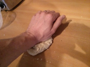Haddock Pasta Knead