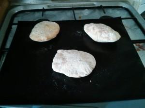 Cooked Pita